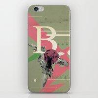 (Times) B iPhone & iPod Skin