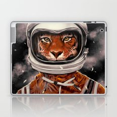 Tiger Astronaut Laptop & iPad Skin