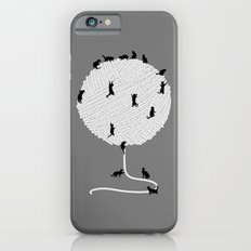 A Cats' Wandering  Place iPhone 6 Slim Case