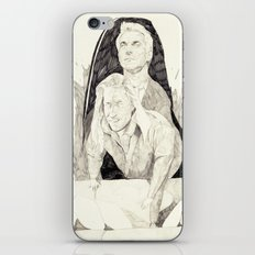 Killer twin peaks iPhone & iPod Skin