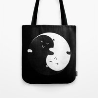 Death Can't Do Us Apart Tote Bag