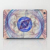 Retina Nebula I iPad Case