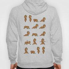 Yoga Bear Hoody