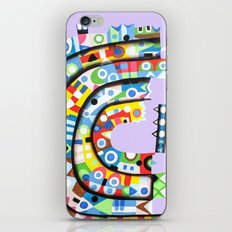 The steamer iPhone & iPod Skin