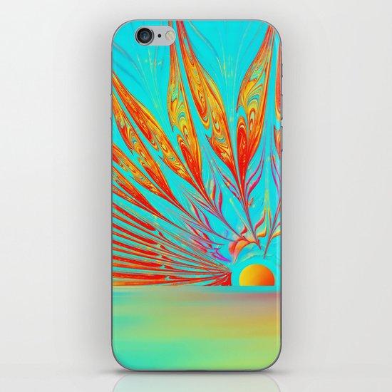 Splendid Sunrise iPhone & iPod Skin