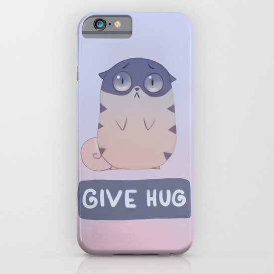 Boggart Hug iPhone & iPod Case