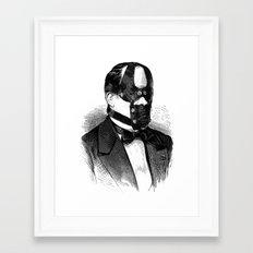 BDSM XXX Framed Art Print