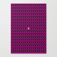 The Black Sheep Canvas Print