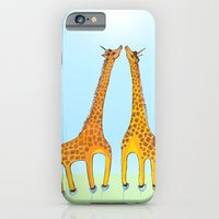 Unicorn Giraffes  iPhone 6 Slim Case