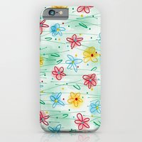 Spring Is Right Here iPhone 6 Slim Case