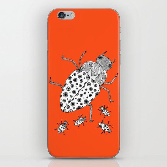 Roach Family iPhone & iPod Skin