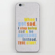 LEGEN____waitforit____DARY iPhone & iPod Skin