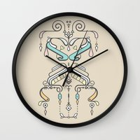 TIOH ONE Wall Clock