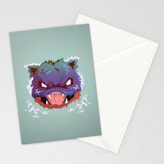 Raging Blastoise Stationery Cards