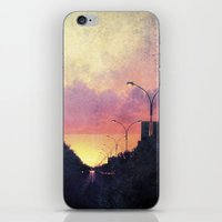 The End Of Days. iPhone & iPod Skin