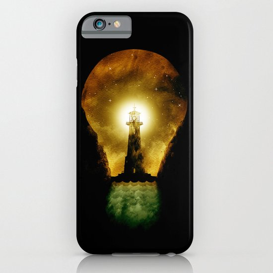 reach for the light iPhone & iPod Case