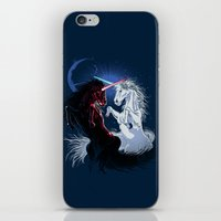Unicorn Wars iPhone & iPod Skin