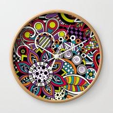 Sasha. Wall Clock