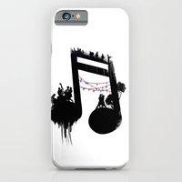 iPhone & iPod Case featuring FIESTA by KIMKONG