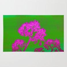Funky Floral - JUSTART © Rug