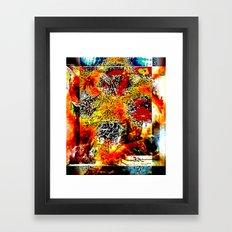 D5ml7l Framed Art Print