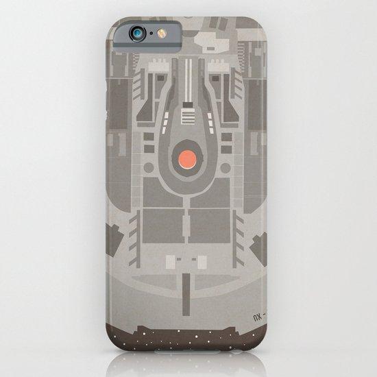 Star Trek NX - 01 Refit iPhone & iPod Case