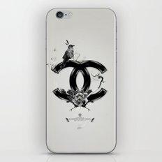 CHANEL iPhone & iPod Skin