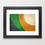 Minimum Balance Framed Art Print