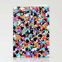 Camouflage #6 Stationery Cards