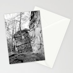 Perched Atop Stationery Cards