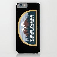 Twin Peaks Sheriff Department (Redux) iPhone 6 Slim Case