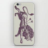 Be Not Afraid iPhone & iPod Skin