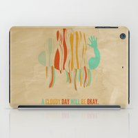 Cloudy Day iPad Case