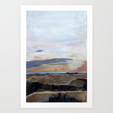 Light of Italy I Art Print