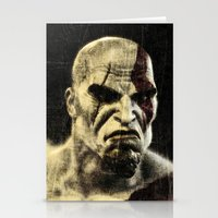 Kratos Stationery Cards