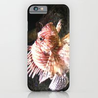 fish love iPhone 6 Slim Case