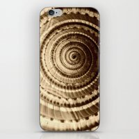 Up The Down Spiral iPhone & iPod Skin