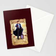 Captain Jack's Original Hypervodka Stationery Cards