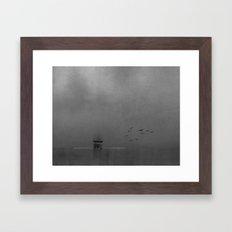 Living In A Japanese Hou… Framed Art Print