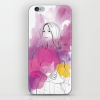 Betts Victoria iPhone & iPod Skin