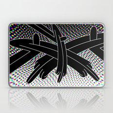 Stereo Split Laptop & iPad Skin