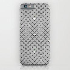 hiding sloth croching sloth iPhone 6 Slim Case