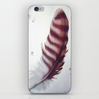 The Feather iPhone & iPod Skin