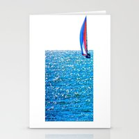 Sailing Stationery Cards