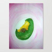 Aiko's Dream Canvas Print