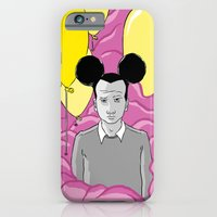 On a Pink Cloud iPhone 6 Slim Case