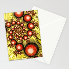Chinese Balls Stationery Cards