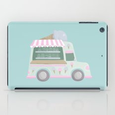 Ice Cream Truck iPad Case
