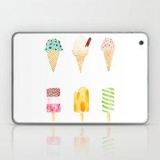 Ice Cream Selection Laptop & iPad Skin