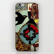hope 2 iPhone & iPod Skin